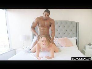 BLACKED - Barely Met - PAWG NAOMI SWANN interracial with jax slayher