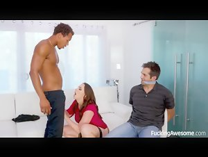 PAWG Milf Chanel Preston - Fucking Awesome interracial cuckold
